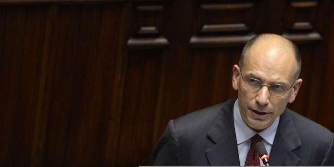 Le nouveau chef du gouvernement italien a présenté son programme devant le Parlement, lundi, estimant que