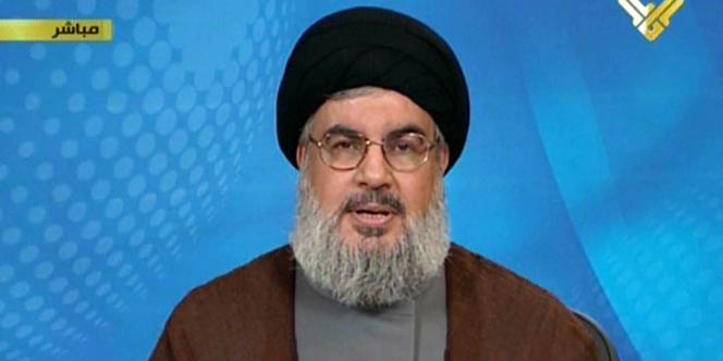 Hassan Nasrallah, chef du Hezbollah, a confirmé la participation du mouvement aux combats.