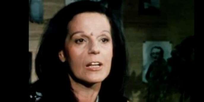 Viviane Forrester le 29 août 1980 dans l'émission