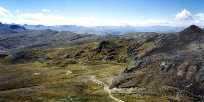 La mine de Las Bambas au Pérou était au cœur de la négociation avec les Chinois, qui ont exigé que le gisement de cuivre soit cédé à des acquéreurs approuvés par Pékin.