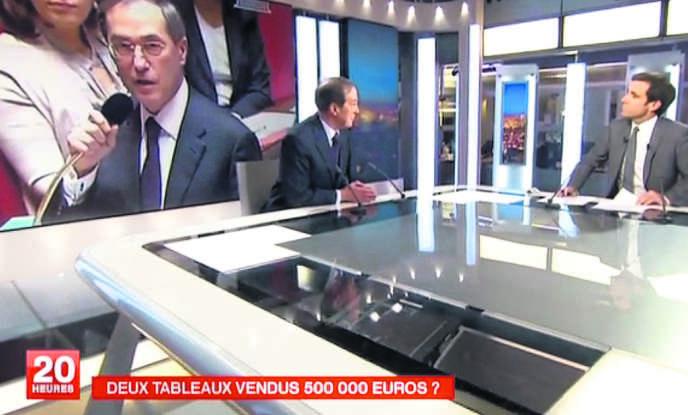 Claude Guéant a participé à sept émissions le mardi 30 avril, notamment le