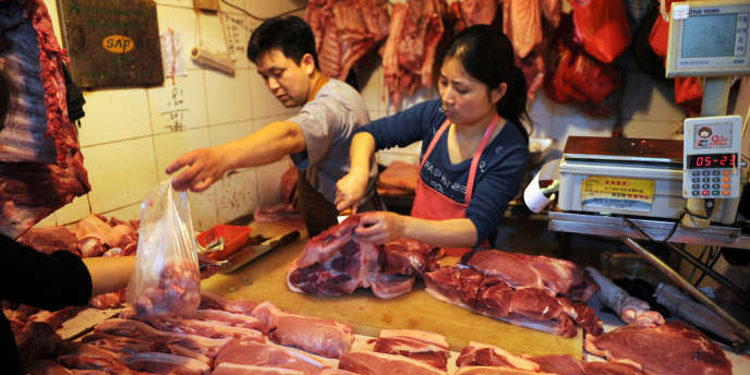 La Chine est empêtrée dans des scandales alimentaires à répétition.