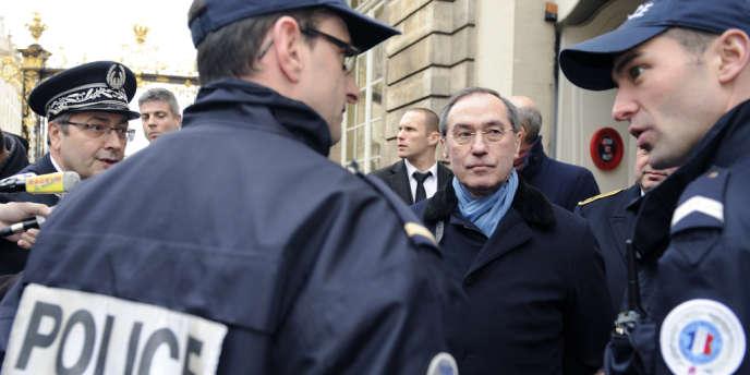 Le syndicat FO-Centrale des personnels du ministère de l'intérieur a demandé à M. Guéant de