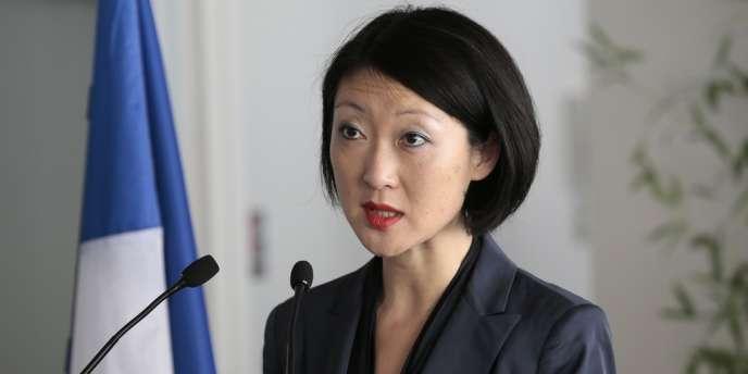 La ministre déléguée à l'économie numérique a évoqué les quelques