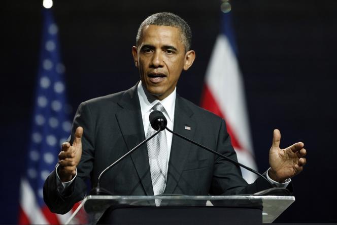 Barack Obama exclut a priori une intervention américaine en Syrie.