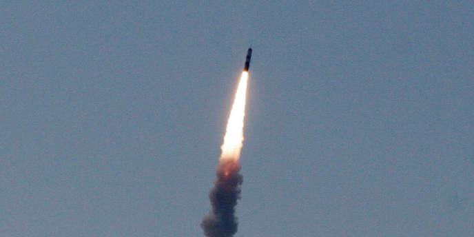 Le tir technique du M51 - comme toujours sans têtes nucléaires - devait permettre de valider la capacité du sous-marin nucléaire lanceur d'engin (SNLE)