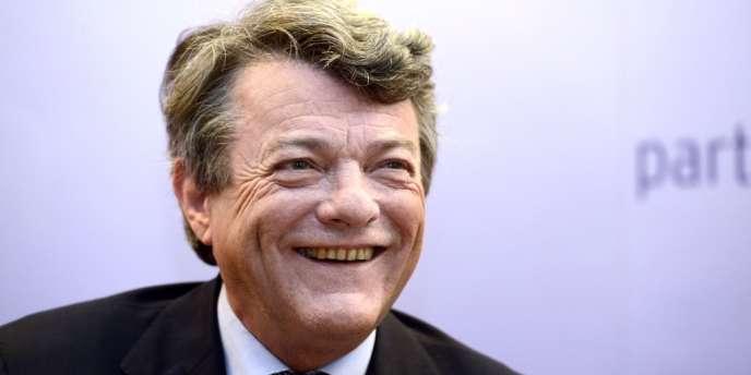 Jean-Louis Borloo, le 6 mai 2013.