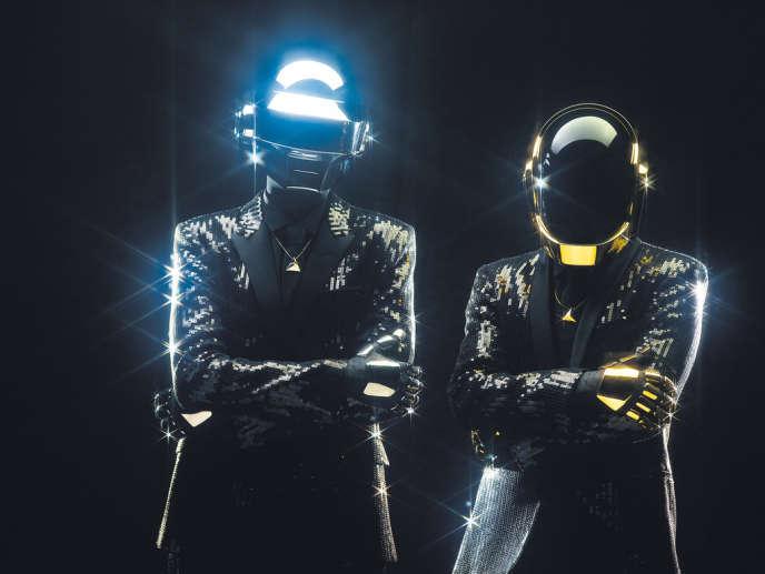 Le duo Daft Punk, toujours casqué, jouera, pour la première fois, son nouvel album dans un festival agricole australien.