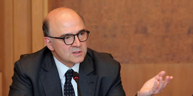 Le ministre des finances Pierre Moscovici. Bercy veut encourager le