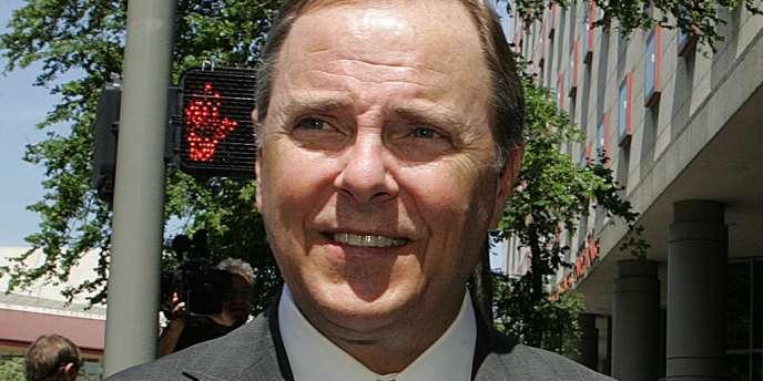 Jeffrey Skilling en avril 2006.