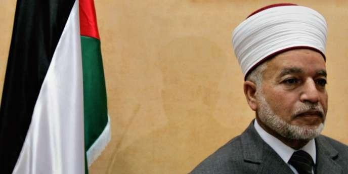 Le principal dirigeant religieux palestinien avait été interpellé dans la matinée pour son implication présumée dans des troubles sur l'esplanade des Mosquées.