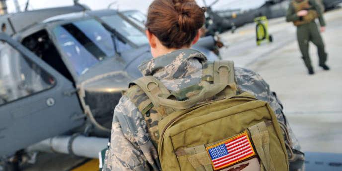 Le nombre d'agressions sexuelles dénoncées dans l'armée américaine a bondi de 50% en2013, selon des chiffres officiels dévoilés jeudi par le Pentagone.