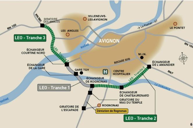 Le projet de LEO, présenté par la direction régionale de l'environnement, de l'aménagement et du logement.