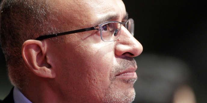 Le premier secrétaire du Parti socialiste Harlem Désir, le 26 octobre 2012 au congrès de Toulouse.