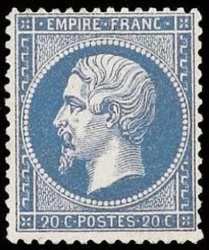 La pression ouvrière encouragea Napoléon III à donner un signal social fort, en libéralisant dans un même mouvement le statut des coalitions et celui des grèves (Napoléon III, timbre-poste français).