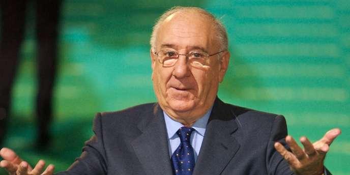 Alfredo Landa, le 3 février 2008.