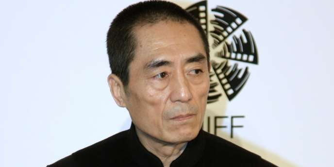 Le réalisateur Zhang Yimou, condamné à 900 000 euros d'amende pour avoir eu trop d'enfants.