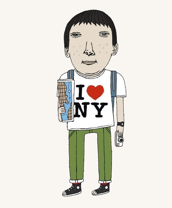 Illustration Bob London pour M Le magazine du Monde