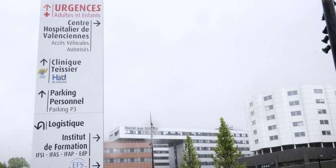 Le malade s'était présenté le 23 avril au centre hospitalier de Valenciennes (Nord), où il était suivi pour une maladie chronique.