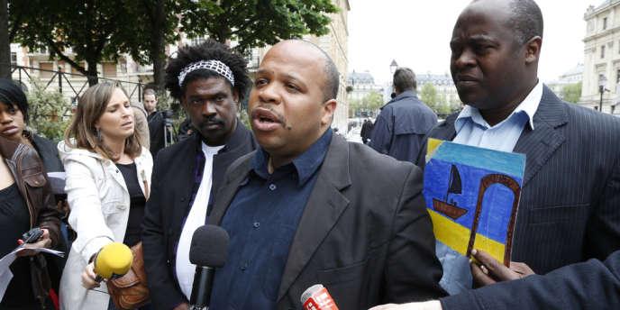 Louis-Georges Tin a saisi en référé le tribunal de grande instance de Paris en février pour interdire à Madeiro Diallo de se présenter comme le président du CRAN.