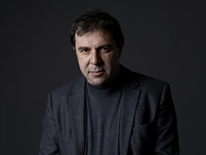 Daniele Gatti à New York. Il dirige l'Orchestre national de France depuis 2008.