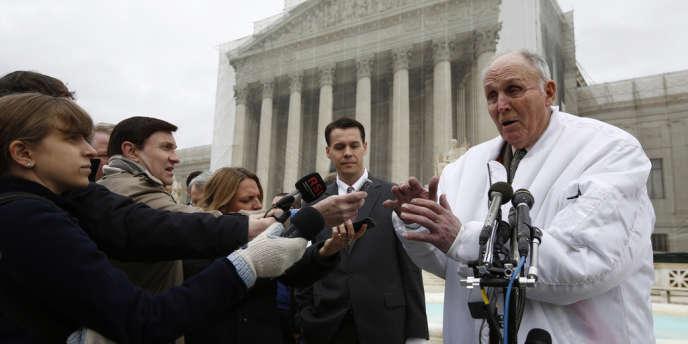 L'agriculteur Vernon Hugh Bowman a été condamné par la Cour suprême à verser 85 000 dollars à Monsanto.
