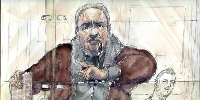 Condamné en décembre 2011 à la réclusion à perpétuité avec une période de sûreté de dix-huit ans pour quatre attentats qui avaient fait onze morts et près de 150 blessés en 1982 et 1983, Ilich Ramirez Sanchez nie les faits qui lui sont reprochés.