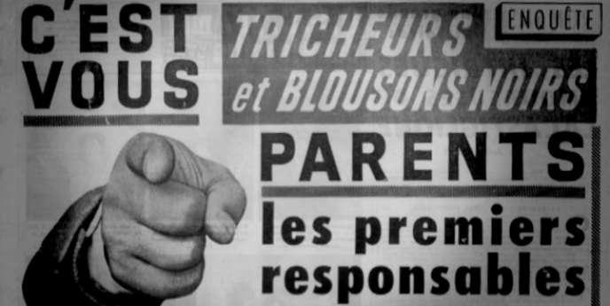 Avec l'ordonnance du 2 février 1945, le président Charles de Gaulle posa les fondements de la justice des mineurs.