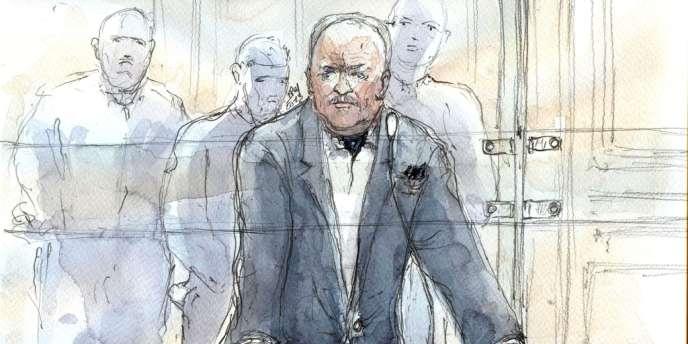 Ilich Ramirez Sanchez, alias Carlos, doit être jugé en appel à partir de lundi 13 mai à Paris pour quatre attentats commis en France en 1982 et 1983,