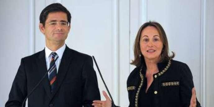 Lors du conseil d'administration du 22 avril, une (petite) passe d'armes a eu lieu entre Nicolas Dufourcq, le directeur général de l'institution, et Ségolène Royal, sa vice-présidente.