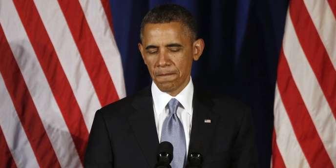 Barack Obama, le 13 mai à New York.