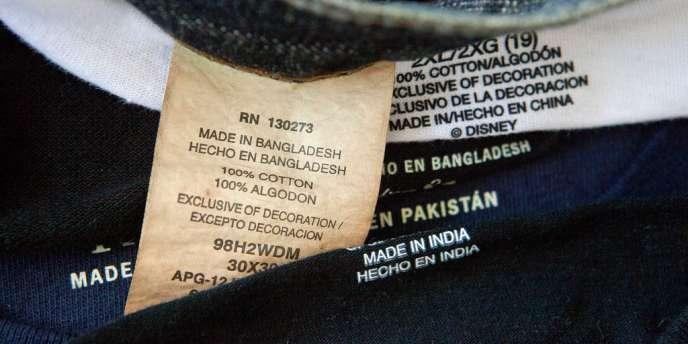 De 3e fournisseur de textile en 2011 pour l'Europe, le Bangladesh est passé à la 2e place en 2013.