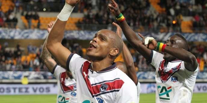 Les Girondins disputent la finale de la Coupe de France samedi face à Evian-Thonon-Gaillard.