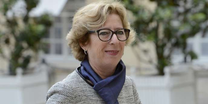 La ministre de l'enseignement supérieur, Geneviève Fioraso, le 18 avril.