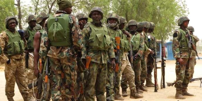 L'armée nigériane a annoncé un déploiement