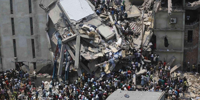 Rana Plaza, la mort de l'industrie