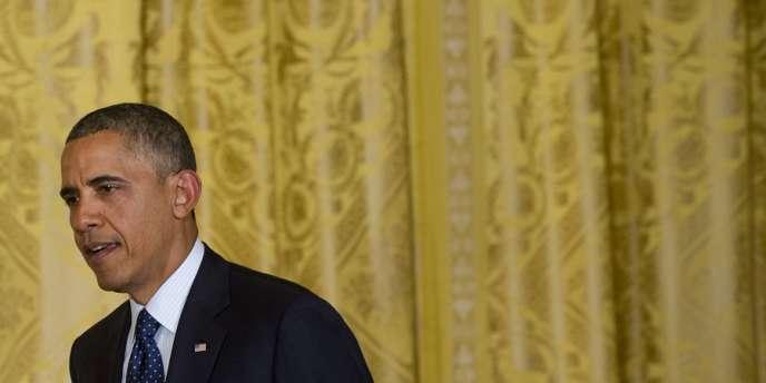 Barack Obama a promis de travailler