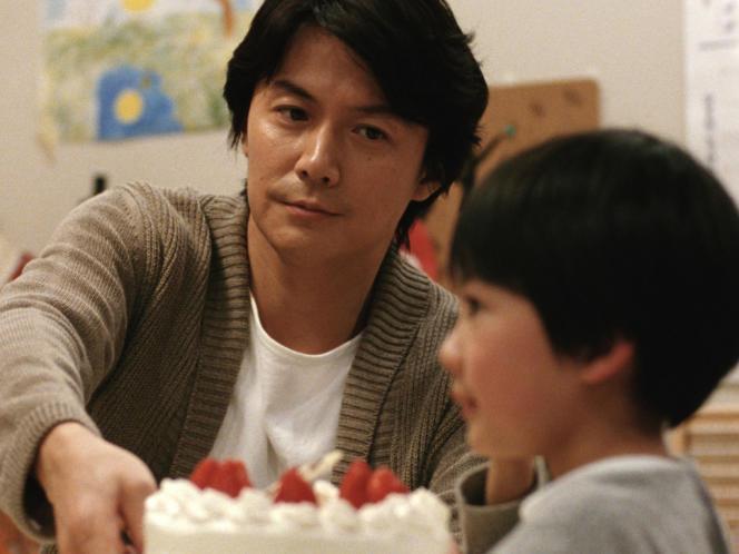 Une scène du film japonais d'Hirokazu Kore-Eda,