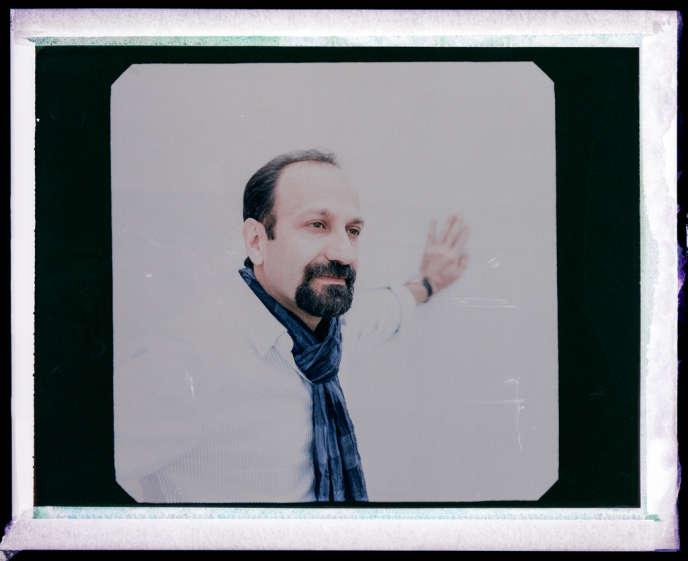 Asghar Farhadi, jeudi 16 mai, à Cannes.