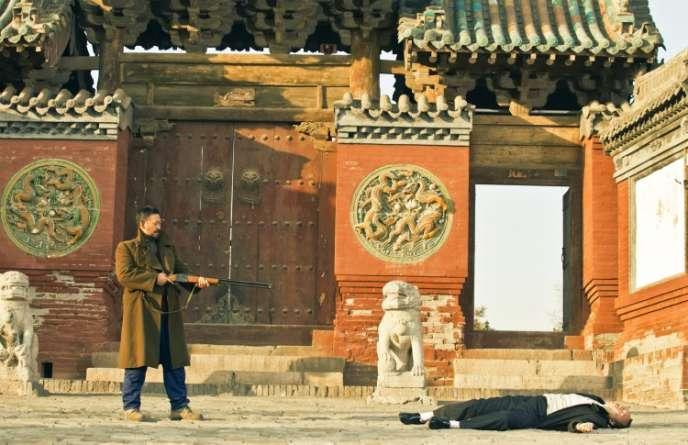 Une scène du film chinois de Jia Zhangke,