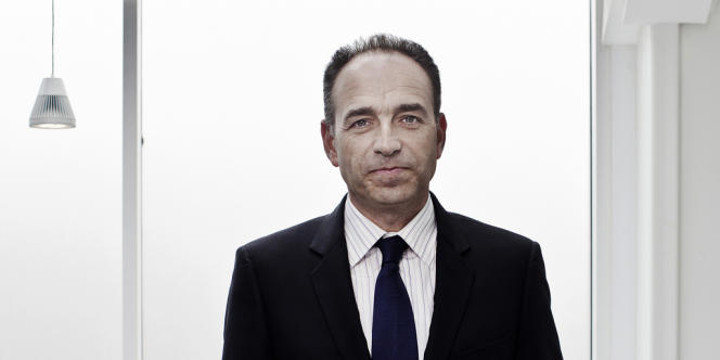 Jean-François Copé - Siège UMP - 16 mai 2013