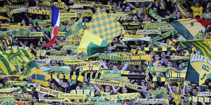 Après leur victoire contre Sedan (2-1), les Canaris retrouveront l'élite la saison prochaine, quatre ans leur relégation.