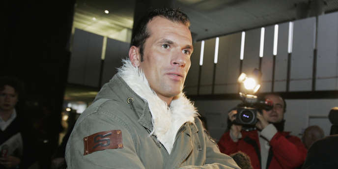 Philippe Gaumont, le 6 novembre 2006 au tribunal de Nanterre.