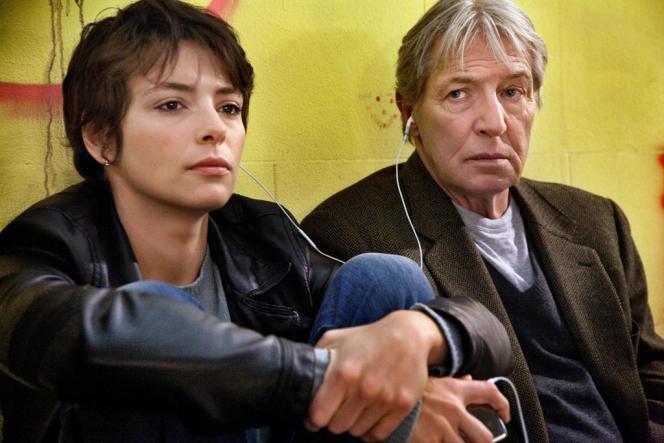 Jasmine Trinca et Carlo Cecchi dans le film italien de Valeria Golino,