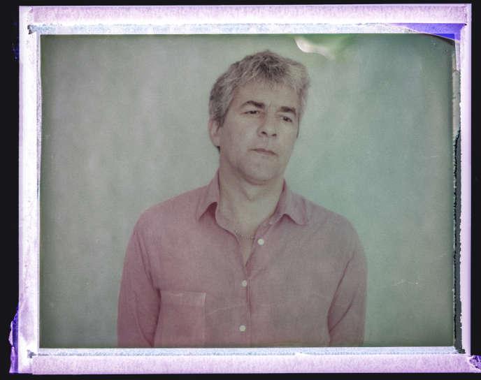 Alain Guiraudie, jeudi 16 mai, à Cannes.