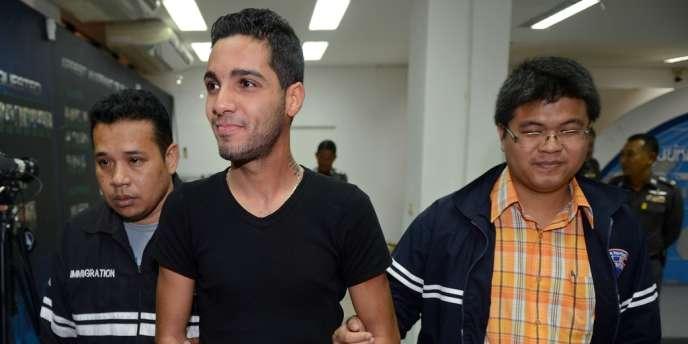 Hamza Bendelladj, un Algérien suspecté d'avoir