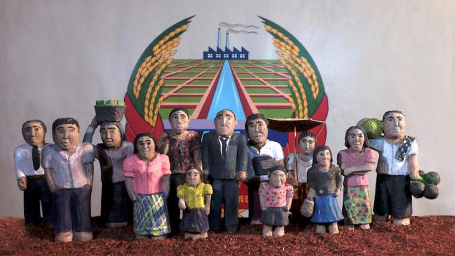 Une image du film documentaire cambodgien de Rithy Panh,