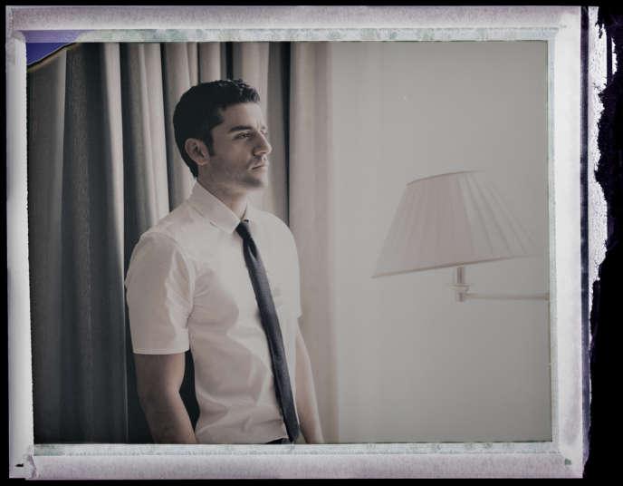Oscar Isaac à Cannes, le 19 mai.