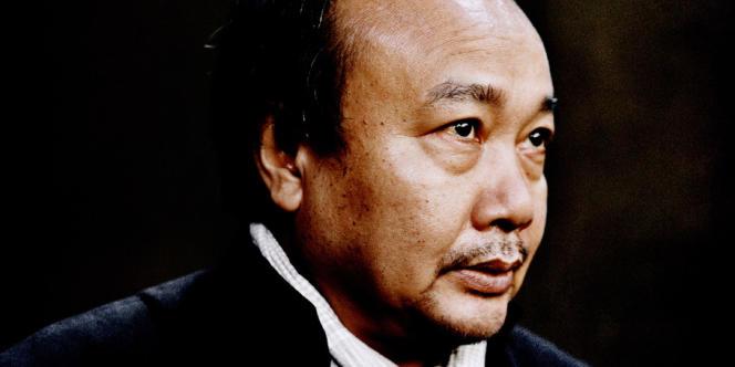 Rithy Panh, réalisateur du documentaire cambodgien,