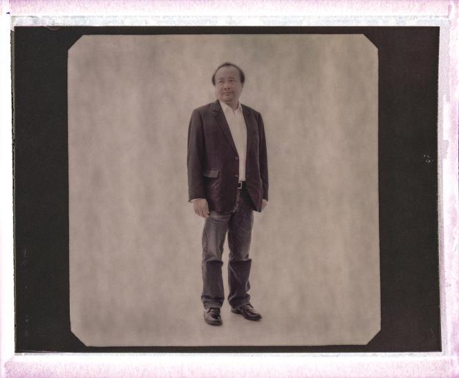 Le réalisateur Rithy Panh à Cannes, le 20 mai.